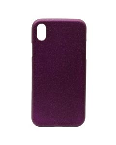 Husa iPhone XR Meleovo Silicon Stardust Purple