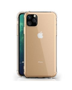 Husa iPhone 11 Pro Just Must Silicon Shock TPU I Clear