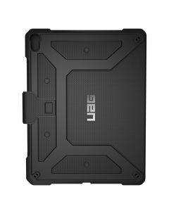 Husa iPad Pro 12.9 inch 2018 UAG Book Metropolis Series Black