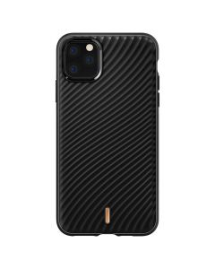 Husa iPhone 11 Pro Spigen Ciel Wave Shell Black