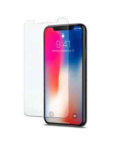 Folie sticla iPhone 11 Pro Max / Xs Max Spigen GLAS.tr Slim HD Clear