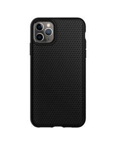 Husa iPhone 11 Pro Max Spigen Liquid Air Black