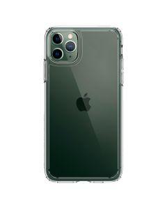 Husa iPhone 11 Pro Max Spigen Ultra Hybrid Crystal Clear