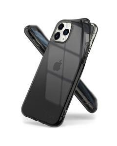 Husa iPhone 11 Pro Max Ringke Silicon Air Smoke Black
