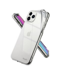 Husa iPhone 11 Pro Max Ringke Silicon Air Transparent
