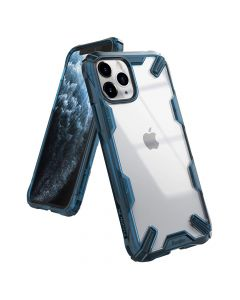 Husa iPhone 11 Pro Max Ringke Fusion X Space Blue