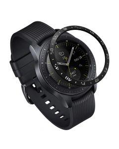Samsung Galaxy Watch 42mm Ringke Rama Ornamentala Otel Inoxidabil Negru