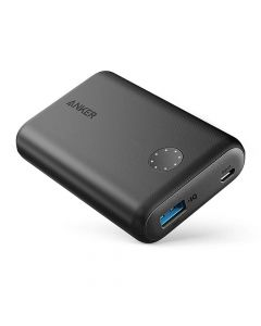 Power Bank Anker PowerCore II PowerIQ 2.0 Negru 10.000 mAh