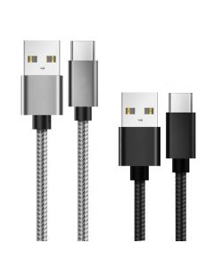Set Type-C Lemontti Cabluri USB 0.5m + 1m