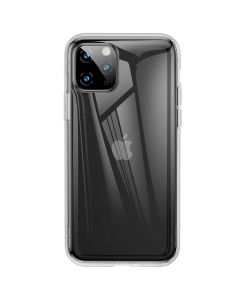Husa iPhone 11 Pro Max Baseus Safety Airbags Clear