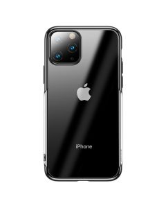 Husa iPhone 11 Pro Baseus Silicon Shining Black