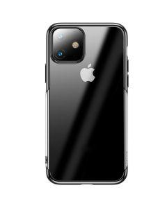 Husa iPhone 11 Baseus Silicon Shining Black