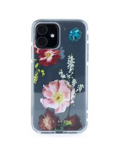 Carcasa iPhone 11 Ted Baker Antishock Forest Fruits Clear