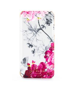 Husa iPhone 11 Ted Baker Book Folio Mirror Babylon Nickel