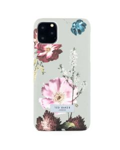 Carcasa iPhone 11 Pro Max Ted Baker Hard Shell Case Forest Fruits Gray