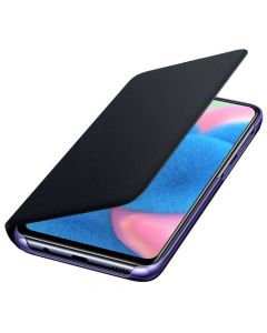 Husa Samsung Galaxy A30s Samsung Book Wallet Cover Black