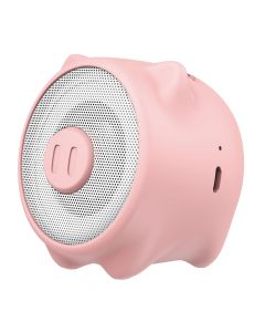 Boxa Wireless Baseus portabila Pig E06 Pink