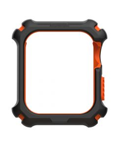 Apple Watch 5 / 4 44mm UAG Watch Case Black / Orange