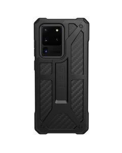 Husa Samsung Galaxy S20 Ultra UAG Monarch Series Carbon Fiber