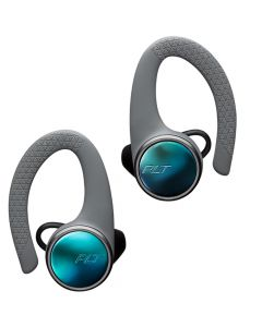 Casti True Wireless Bluetooth Plantronics BackBeat FIT 3100 Grey