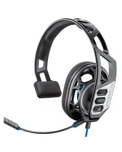 Casti Gaming Plantronics RIG 100HS Black Grey (microfon, jack 3.5mm)