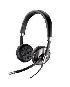 Casti Call Center Plantronics Stereo BlackWire C720-M