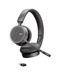 Casti Bluetooth Plantronics Voyager Focus 4220 UC