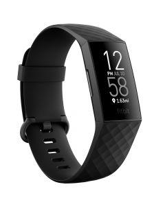 Fitbit Bratara Fitness Charge 4 (NFC) Black / Black