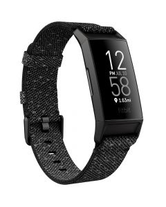 Fitbit Bratara Fitness Charge 4 Special Edition (NFC) Granite / Black