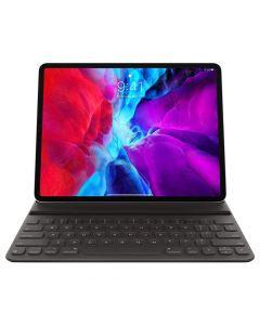 Husa iPad Pro 12.9 inch 2020 Apple Smart Keyboard Folio Black (tastatura in limba romana)