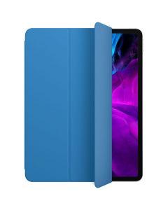 Husa iPad Pro 12.9 inch 2020 (4th generation) Apple Smart Folio Surf Blue
