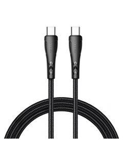 Cablu Type-C la Type-C Mcdodo Mamba Series Black