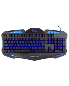 White Shark Tastatura Gaming Shogun Black & Blue