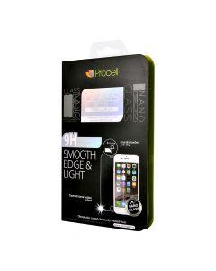 Folie HTC One Procell Sticla Temperata (1 fata clear, 9H, 2.5D, 0.30mm)