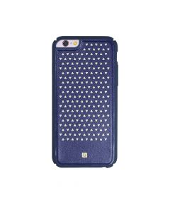 Carcasa iPhone 6/6S Just Must Carve III Navy (protectie margine 360�)