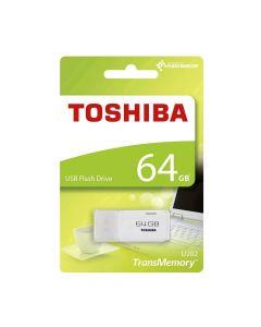 Stick Memorie Toshiba TransMemory 2.0 Alb 64 GB