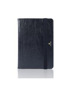 """Husa Tableta 8"""" - 9"""" Just Must Flip Vintage Universala Black"""
