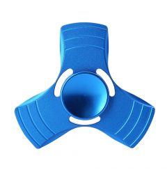 Spinner Fidget Lemontti  Aluminiu Albastru