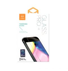 Folie iPhone 8 Plus / 7 Plus Mcdodo Sticla Anti-BlueRay Clear 2.5D, 9H, securizata antisoc grad 0
