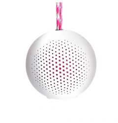 Boxa Portabila Boompods Rokpod White (waterproof, shockproof, wireless)