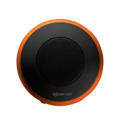 Boxa Portabila Boompods Aquapod Orange (waterproof, shockproof, wireless, microphone)