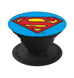 Suport Popsockets Stand Adeziv Justice League: Superman Icon