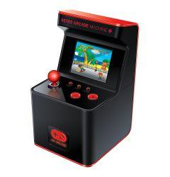 My Arcade Retro Arcade Machine X cu 300 de jocuri 16-bit, 2.5 inch display color