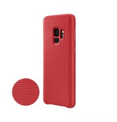 Carcasa Original Samsung Galaxy S9 G960 Samsung Hyperknit Cover Red