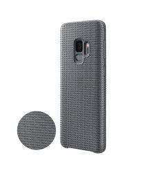 Carcasa Original Samsung Galaxy S9 G960 Samsung Hyperknit Cover Gray