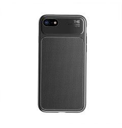 Husa iPhone SE020 2 / 8 / 7 Baseus Knight Black