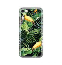 Husa iPhone SE 2020 / 8 / 7 Lemontti Silicon Art Tropic