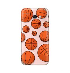 Husa Samsung Galaxy A5 (2017) Lemontti Silicon Art Basketball