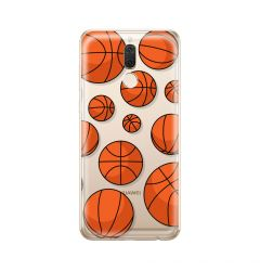 Husa Huawei Mate 10 Lite Lemontti Silicon Art Basketball