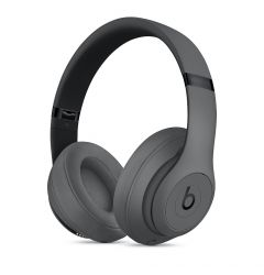 Casti Beats Studio 3 True Wireless Grey (Over-Ear)
